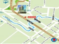 vị trí căn hộ kingston
