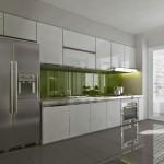 Thiết kế phòng bếp đẹp của căn hộ Kingston Residence