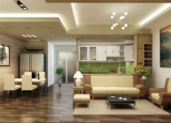 thiết kế nội thất căn hộ kingstonthiết kế nội thất căn hộ kingston