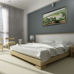 Thiết kế phòng ngủ hiện đại trong căn hộ Kingston Residence