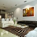 Nội thất phòng khách hài hòa của căn hộ của bạn ở Kingston Phú Nhuận