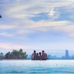 Một khu reshort cao cấp dành để nghĩ dưỡng Dự án căn hộ cao cấp Đảo Kim Cương
