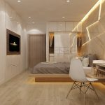 Cho thuê Officetel diện tích:44m2 nội thất cơ bản giá chỉ 10 triệu / tháng