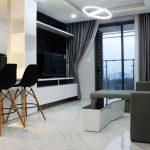Cho thuê căn hộ Kingston Phú Nhuận 3pn, dt 112m2 giá 38tr/th nội thất cao cấp đẹp
