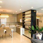Cho thuê căn hộ Kingston Residence, 2 phòng ngủ, 79m2, full nội thất, giá 20tr/tháng